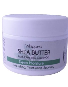 Whipped Shea butter Deep Moisture