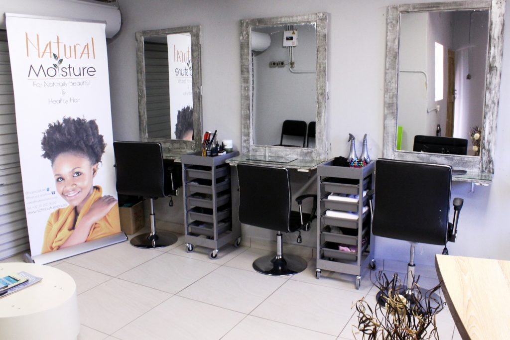Natural Moisture Hair Studio Natural hair salon